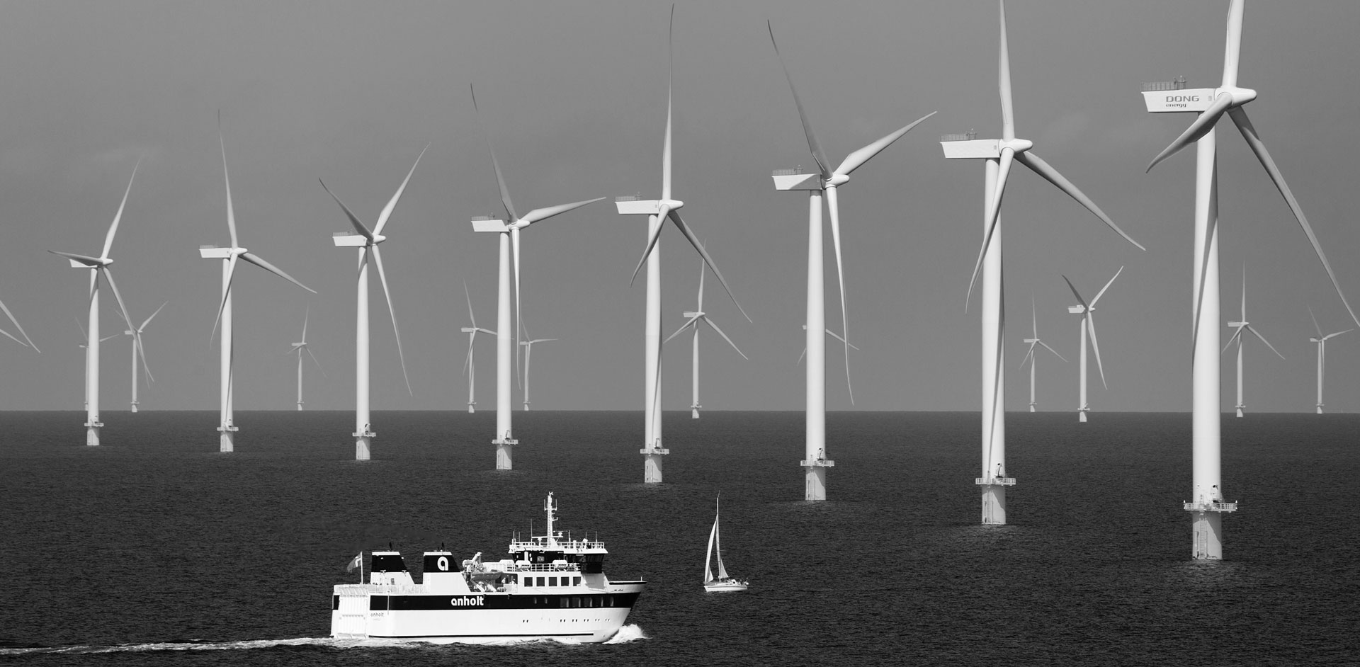 Picture gallery from Anholt Offshore Wind Park